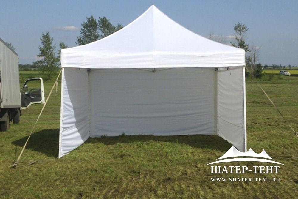 Tent  Master tent  4x4 & Tent 4*4 total 16 square metres and a series of master-tent