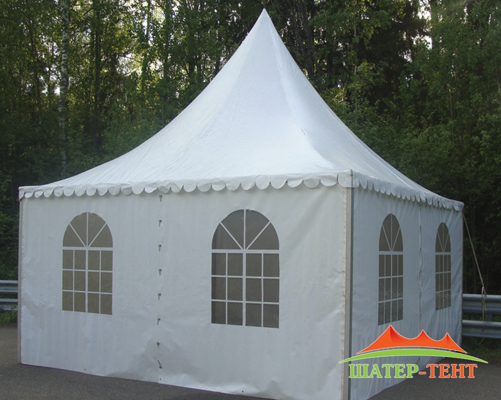 Marquee tent Pagoda 5x5
