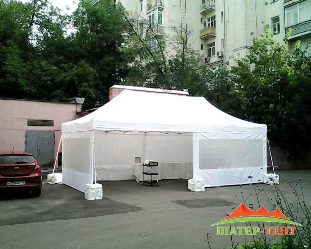 аренда шатер 4*8